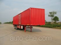 Kaile AKL9403XXY box body van trailer