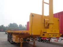 Kaile AKL9403ZZXP flatbed dump trailer