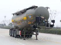 开乐牌AKL9404GFL型粉粒物料运输半挂车