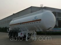 Kaile AKL9404GFW corrosive materials transport tank trailer