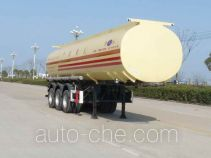Kaile AKL9404GHYA chemical liquid tank trailer