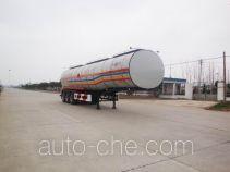 Kaile AKL9404GRYBW01 flammable liquid tank trailer