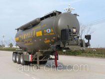 开乐牌AKL9405GFL型粉粒物料运输半挂车