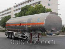Kaile AKL9405GYY aluminium oil tank trailer
