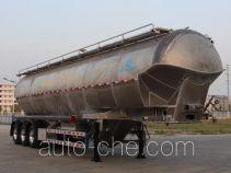 Kaile AKL9406GFL3 low-density bulk powder transport trailer
