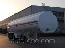 Kaile AKL9407GRYB flammable liquid aluminum tank trailer