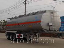 Kaile AKL9408GRY flammable liquid tank trailer