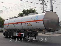 Kaile AKL9409GRYA flammable liquid tank trailer