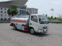 Jiulong ALA5040TGYDFA4 oilfield fluids tank truck
