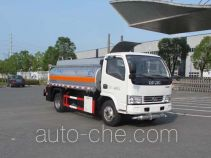 Jiulong ALA5040TGYE5 oilfield fluids tank truck