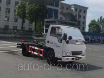 Jiulong ALA5040ZXXJX5 detachable body garbage truck