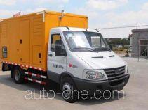 Jiulong ALA5050XDYNJ5 мобильная электростанция на базе автомобиля