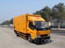 Jiulong ALA5060XDYJX5 мобильная электростанция на базе автомобиля