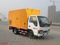 Jiulong ALA5071XDYQL4 мобильная электростанция на базе автомобиля