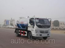 Jiulong ALA5080GXWBJ4 sewage suction truck