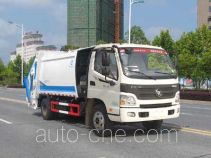 Jiulong ALA5080ZYSBJ5 garbage compactor truck