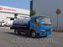 Jiulong ALA5100GXEC4 suction truck