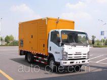Jiulong ALA5100XDYQL4 мобильная электростанция на базе автомобиля