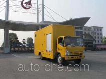 Jiulong ALA5100XZMQL4 rescue vehicle with lighting equipment