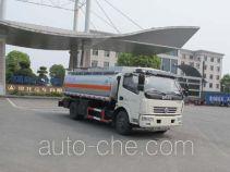 Jiulong ALA5110TGYE5 oilfield fluids tank truck