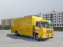 Jiulong ALA5120XDYDFL4 мобильная электростанция на базе автомобиля