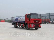 Jiulong ALA5160GPSCQ4 sprinkler / sprayer truck