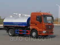 Jiulong ALA5160GXESX4 suction truck