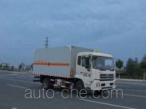 Jiulong ALA5160XBZDFL3 explosives transport truck