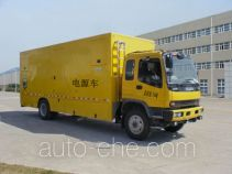 Jiulong ALA5160XDYQL4 мобильная электростанция на базе автомобиля