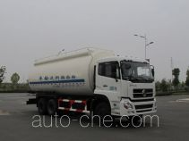 Jiulong ALA5250GFLDFL4 low-density bulk powder transport tank truck