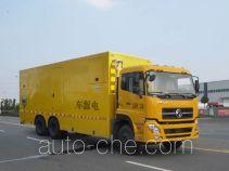 Jiulong ALA5250XDYDFL4 мобильная электростанция на базе автомобиля