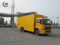 Jiulong ALA5250XDYDFL5 мобильная электростанция на базе автомобиля
