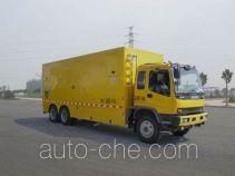 Jiulong ALA5250XDYQL4 мобильная электростанция на базе автомобиля