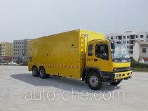 Jiulong ALA5250XDYQL5 power supply truck