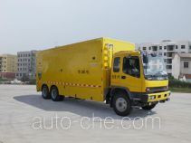 Jiulong ALA5251XDYQL4 мобильная электростанция на базе автомобиля