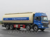Jiulong ALA5310GFLBJ4 low-density bulk powder transport tank truck