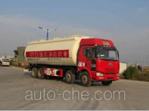 Jiulong ALA5310GFLC3 low-density bulk powder transport tank truck