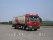 Jiulong ALA5310GFLL3 low-density bulk powder transport tank truck