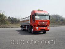 Jiulong ALA5310GRYCQ5 flammable liquid tank truck