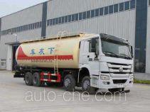 Jiulong ALA5310GXHZ4 pneumatic discharging bulk cement truck