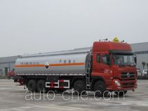 Jiulong ALA5313GFWDFL3 corrosive substance transport tank truck