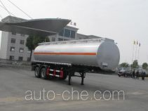 Jiulong ALA9340GGY liquid supply tank trailer
