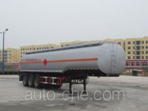 Jiulong ALA9400GLY liquid asphalt transport tank trailer