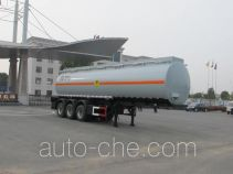 Jiulong ALA9400GYW oxidizing materials transport tank trailer