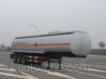 Jiulong ALA9401GLY liquid asphalt transport tank trailer