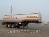 Jiulong ALA9405GRY flammable liquid tank trailer