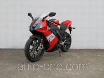 宗申·艾普瑞利亚牌APR125型两轮摩托车