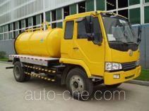 Jingxiang AS5071GXW kitchen waste vacuum truck