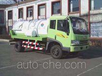 Kitchen waste collection tank truck