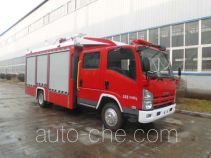 Jingxiang AS5105GXFPM35 foam fire engine